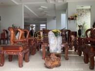 Beautiful rustic villa for rent located in prestigious location – District 2