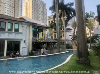 Luxury villa compound with superb layout in Thao Dien - District 2 for rent