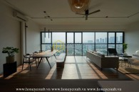 Charming apartment with warm tone hue for rent in The Ascent