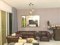 Exquisite spacious apartment with 3 bedrooms in Estella Heights