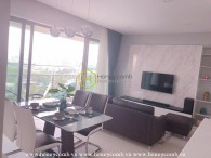 Charming apartment with 2 commodious bedrooms in Gateway Thao Dien