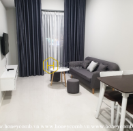Well-designed apartment with simple layout in Master An Phu for rent
