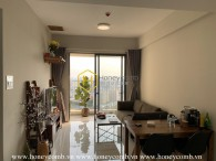 Không gian ấm cúng với căn hộ đáng yêu cho thuê này tại Masteri An Phú