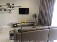 Sophisticated and subtle in designing method apartment for rent in Masteri An Phu