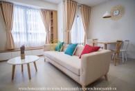 Căn hộ cho thuê tại Masteri Thao Dien - Vị trí thuận lợi - Nội thất tuyệt đẹp