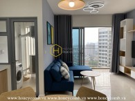 Inspirational apartment with modern interior for rent in Palm Heights