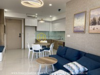 Beautiful apartment with sky garden for rent in Palm Heights