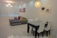 Saigon Pearl apartment : a modern & stylish style with brand new furniture