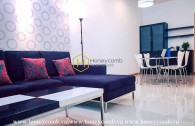 Simple and subtle design apartment for lease in Sai Gon Pearl
