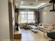 Beautiful view apartment for rent in Sai Gon Pearl