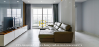 Spacious living space apartment for rent in Tropic Garden