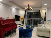 Super luxury living space with subtle design apartment for rent in Tropic Garden