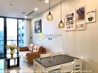 Vinhomes Golden River apartment for lease – Elegant & State-Of-Art