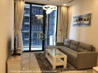 All fresh and new with this amazing apartment for rent in Vinhomes Golden River