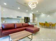 Instaworthy views - Ace location - Luxury apartment is ready for rental in Vinhomes Golden River