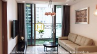 Prestigious location apartment for rent in Vinhomes Landmark 81