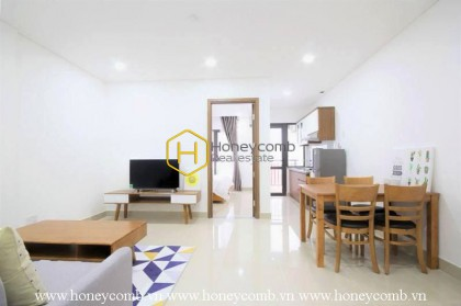 Brand new stylish serviced apartment in District 2 for rent