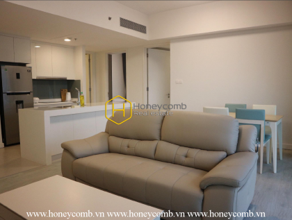 The supremely perfect 2 bedrooms-apartment for the modern life in Gateway