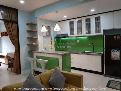 Colourful design with modern amenities apartment for rent in Lexington