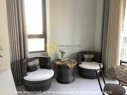 Modern architecture with stunning layouts apartment for lease in Masteri An Phu