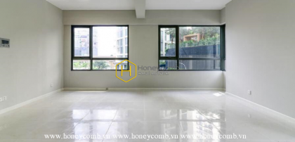 Unfurnished apartment with modern amenities for lease in Masteri An Phu