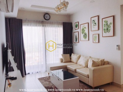 Amazing 2 beds apartment with high floor in Masteri Thao Dien