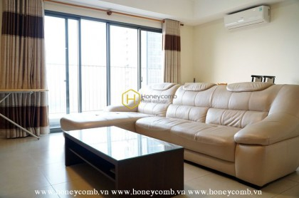 Fully-furnished with astonishing design apartment for rent in Masteri Thao Dien