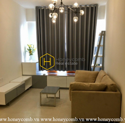 Pretty apartment with lovely decor in Masteri Thao Dien