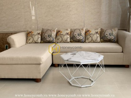 Good price 3-bedrooms apartment in Masteri Thao Dien