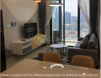 Amazing apartment with charming view for lease in Vinhomes Golden River