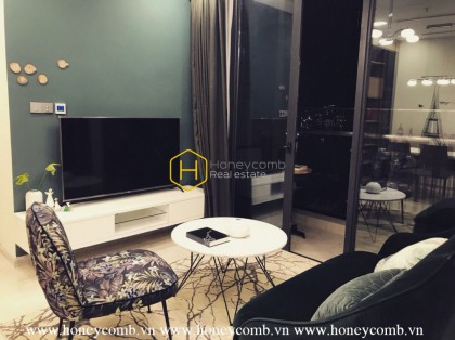 Vinhomes Golden River apartment for lease - Eye-catching design, high-class interior