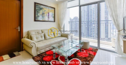 This is a desirable 3 bedrooms-apartment in Vinhomes Central Park
