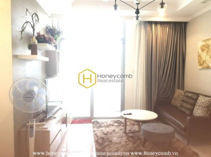 Prestigious location and full facilities apartment for rent in Vinhomes Central Park