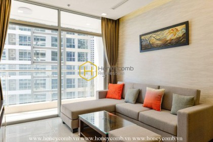 Brand new apartment for rent in Vinhomes Central Park