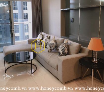 Get into a simplified lifestyle with this stunning apartment for rent in Vinhomes Central Park