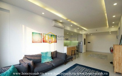 What a 3 bedrooms apartment with modern furniture in Tropic Garden