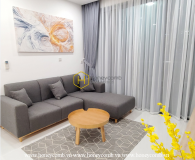Love at first sight with the gorgeousness of the apartment for rent in Sunwah Pearl