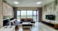The Ascent apartment equipped with refined furnishings