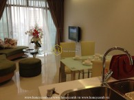 1 bedroom apartment with middle floor in City Garden for rent