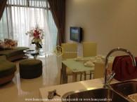 Căn hộ 1 phòng ngủ ở tầng trung cho thuê tại City Garden