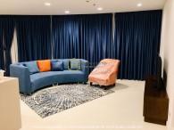 Căn hộ 3 phòng ngủ tại City Garden có nội thất đẹp cho thuê