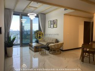 You will be given a spacious space to reside in this top Empire City apartment
