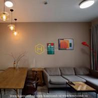 Căn hộ Masteri An Phú - thiết kế quyến rũ với tông màu gỗ huyền bí