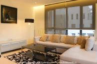 Penthouse 3-bedrooms apartment luxury design in Masteri Thao Dien