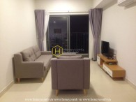 Good price 3 beds apartment with river view in Masteri Thao Dien