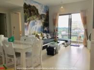 Masteri Thao Dien 2 bedrooms apartment with elegant furniture