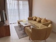 Falling prices! Nice apartment in Masteri Thao Dien is now available for rent!