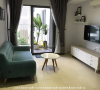 This Masteri Thao Dien apartment represents 21st century architectural heritage