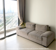 Contemporary inspired apartment for rent in Masteri Thao Dien