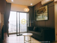 One bedroom apartment with balcony in Masteri Thao Dien for rent